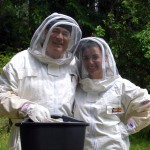 Beekeeping in Seabeck