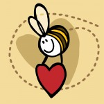Honey Bee Love